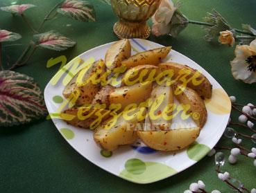Kartoffel mit Schale
