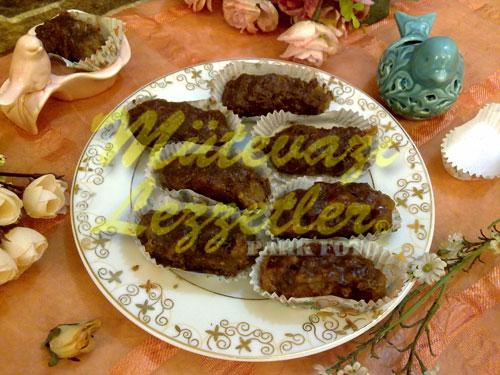 Kağıtta Bisküvili Pasta (fotoğraf)
