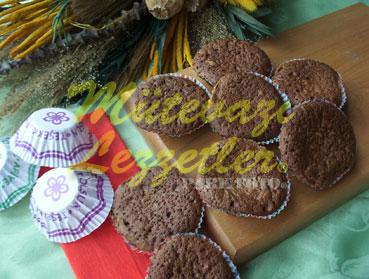 Kağızda Şokoladlı Keks