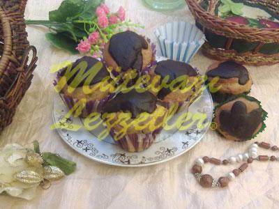Kağıtta Çikolatalı Kek
