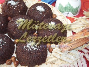 Kakaolu İrmik Helvası (fotoğraf)