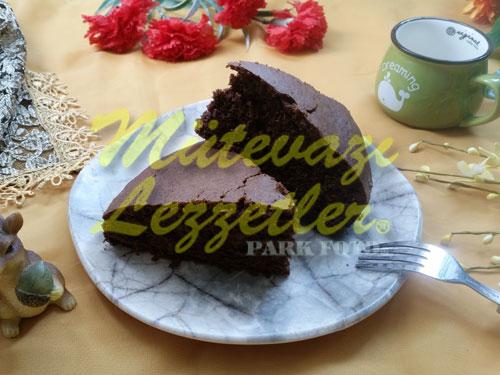 Kakaolu Sünger Kek (fotoğraf)