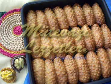 Калбурабасты (Сладкие Печенья-Пирожки)