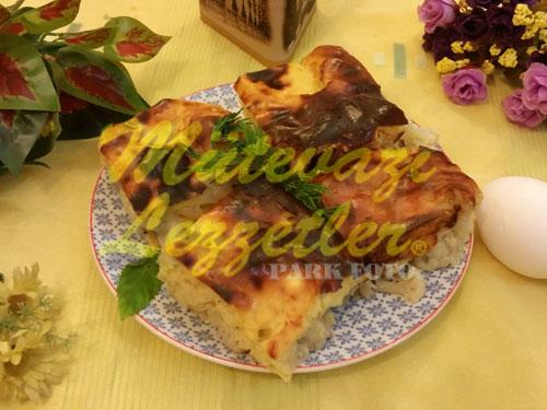 Karnabahar Böreği (fotoğraf)