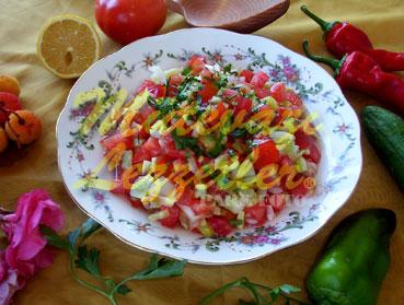 Kaşık Salatası (fotoğraf)