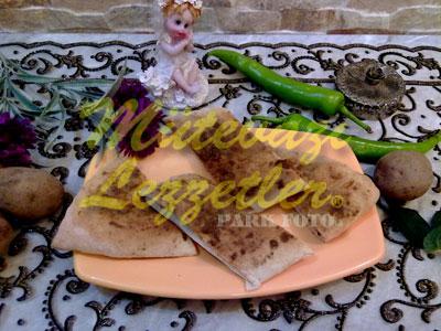Pizza Turca con Ayran