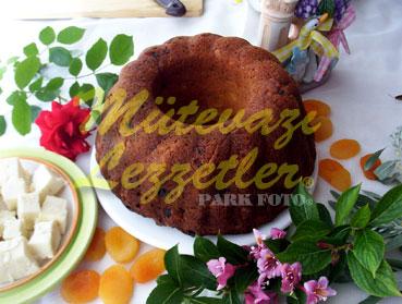 Kayısılı Kek (fotoğraf)