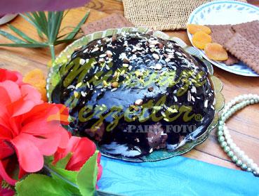 Kayısılı Uludağ Pastası (fotoğraf)