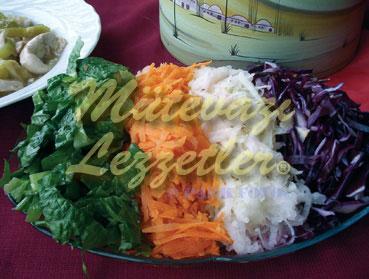 Kış Salatası (fotoğraf)