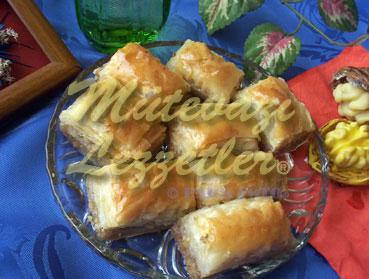Leicht zu zubereitende Baklava