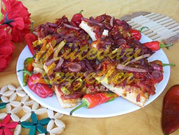 Kolay Pizza (fotoğraf)