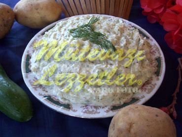 Kumpir Salatası