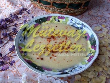Kuru Bakla Çorbası (fotoğraf)