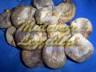 Dry Figs Dessert