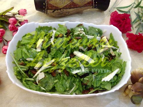 Kuzukulağı Salatası (fotoğraf)