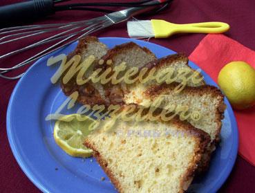 Limonlu Kek (fotoğraf)