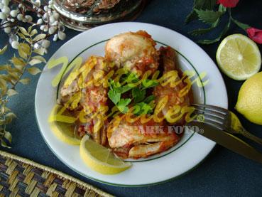 Limonlu Tavuk (fotoğraf)