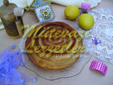 Limononatalı Kek (fotoğraf)