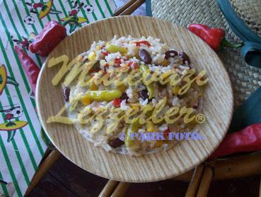 Meksika Pilavı