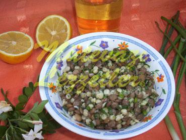 Mercimek Salatası (fotoğraf)
