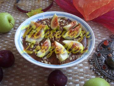 Meyveli Muhallebi (fotoğraf)