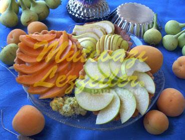 Meyveli Tartolet (fotoğraf)