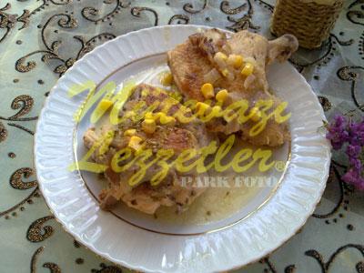 Mısırlı Tavuk (fotoğraf)