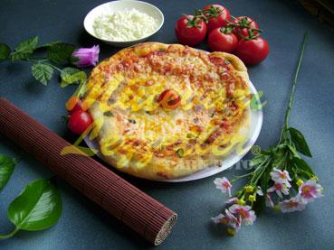 Napoli Pizzası (fotoğraf)