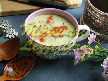 Nohutlu Kış Çorbası (fotoğraf)