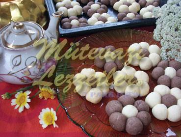 Печенья- Ромашки