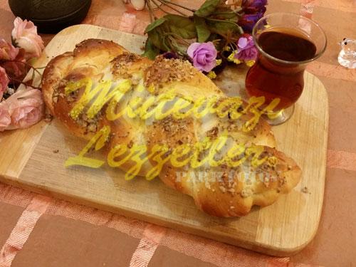 Paskalya Çöreği (fotoğraf)