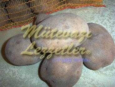 البطاطس أمليت