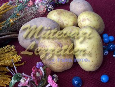 Pomme de terre Rissol�