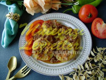 Patates Oturtma (fotoğraf)
