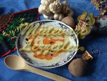 Йогуртовый Суп с Картофелем