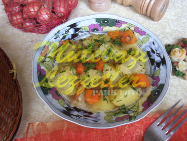 Patates Pilaki (fotoğraf)