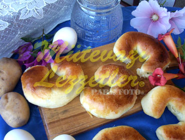 Patatesli Ayçöreği (fotoğraf)