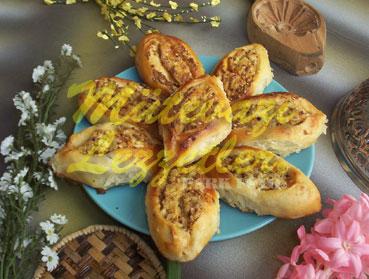 Patatesli Biberli Ekmek (fotoğraf)