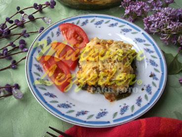 Patatesli Ispanak (fotoğraf)