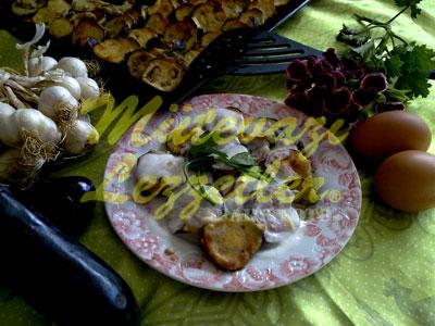 Patlıcan Döşemesi (fotoğraf)