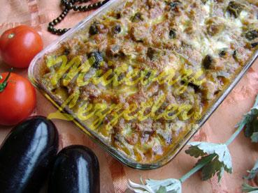 Patlıcan Graten (fotoğraf)