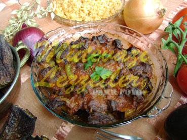 Badımcan Kababı (Sivas Üsulu)