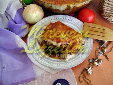 Patlıcan Musakka Ogreten (fotoğraf)