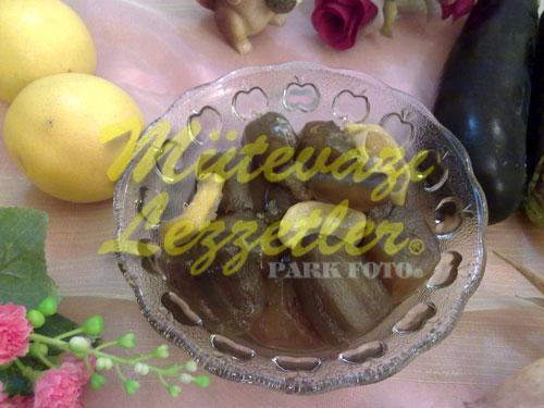 Patlıcan Reçeli (fotoğraf)