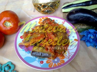 Patlıcan Tava (fotoğraf)