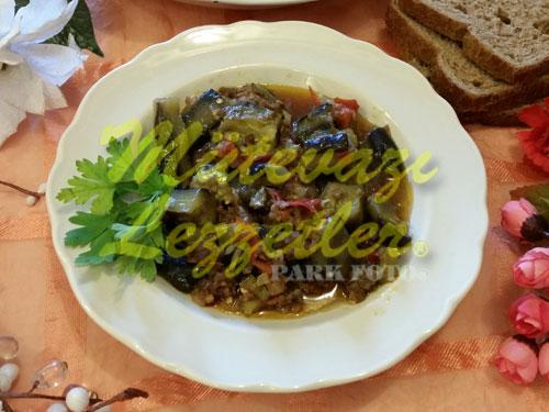 Patlıcan Yemeği (fotoğraf)