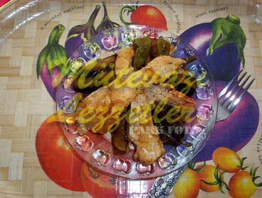Patlıcanlı En Kızartması (fotoğraf)