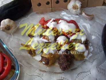 Patlıcanlı Köfte (fotoğraf)