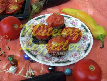 Patlıcanlı Maraş Köftesi (fotoğraf)