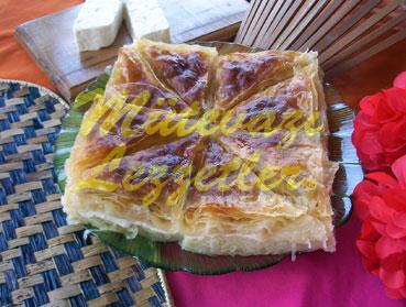 Peynir Baklavası (fotoğraf)